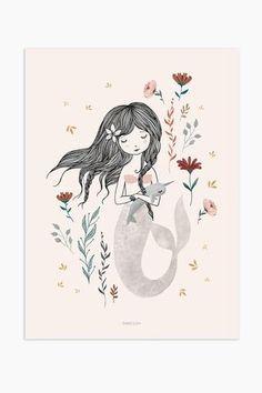 Art Print - Little Marmed-Micush www.micush.com