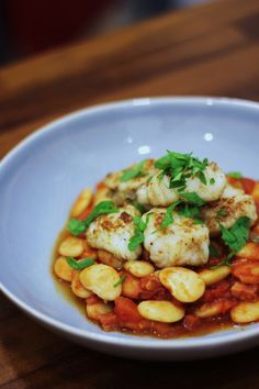 Monkfish is a beautifully textured fish and so meaty that it can stand up to proper flavours – move over white wine and parsley, I'm talking chorizo and garlic and smoked paprika (okay,…