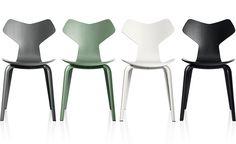 Grand Prix Chair by Arne Jacobsen for Fritz Hansen