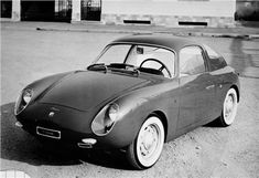 Abarth Fiat 500 GT Coupe (Zagato), 1957