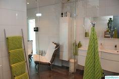 Vårt badrum - Hemma hos TinySt