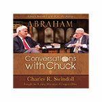 Conversations with Chuck: Abraham (Chuck Swindoll and Ravi Zacharias)   Thanks, Mom, for sharing this! I know Mr. Swindoll influenced my mom, and Mr. Zacharias has influenced both of us. <3 Gonna listen later.