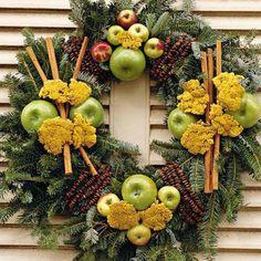 The French Tangerine: ~ wreath cuisine