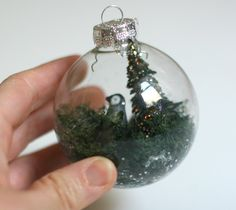 I'm starting a fun holiday DIY series today showcasing 10 different ways to decorate a glass ornament. I'll be featuring one tutorial every day this week and then the real treat is I have five of m...