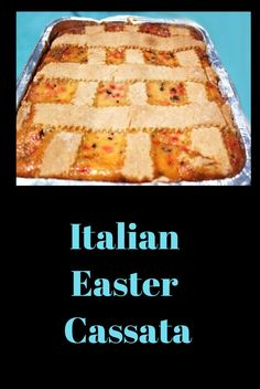 Italian Easter Cassata This is an Italian cheesecake called cassata, made at Easter, a delicious creamy dessert with ricotta, cherries and chocolate. Italian Cheesecake, Easter Cheesecake, Cheesecake Recipes, Pie Recipes, Dessert Recipes, Cooking Recipes, Cheesecake Cake, Recipes Dinner, Ricotta Cheese Cake Recipes
