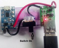 How to make a power bank? Here is the complete DIY tutorial with power bank circuit diagram using 18650 lithium battery, module and a boost converter. Easy Chicken Curry, Circuit Diagram, Video Games For Kids, Phone Charger, Phone Holder, Arduino, Diy Tutorial, Iphone Cases, How To Make