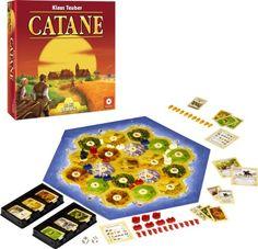 Asmodee – COK01N – Jeu de stratégie – Catane – Jeu de base – Filosofia | Your #1 Source for Toys and Games