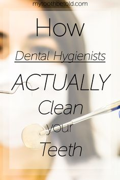 There is way more to just having your teeth cleaned. What is it that we dental hygienists actually do, and how do we do it! If you are a patient or someone looking to take dental hygiene, read this article! :) Dental Hygienist, Teeth Cleaning, Oral Health, Appointments, Tooth, Shit Happens, Reading, Teeth, Reading Books