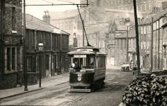 Dale Street, tramcar would be at the bottom of Smith Hill.