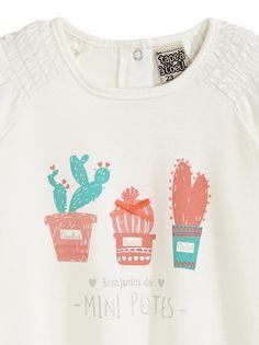 T-SHIRT BIRDIE SNOW WHITE, Tee shirt, children fashion | Tape à l'œil