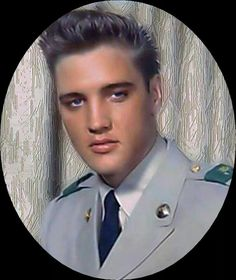 He did his parents and himself proud, no trying to shirk his duty. Elvis went in as a normal soldier and didn't ask for any special treatment. We salute you Sergeant Presley.