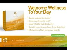 Visi Nutritionals have launched their new product VARA with Setria Glutathione. This video is a recorded lecture presented Alan Ogden BS. Healthy Cholesterol Levels, Daily Vitamins, Cardiovascular Health, Brain Health, Nutritional Supplements, Vitamins And Minerals, Health Benefits, Wellness, Messages