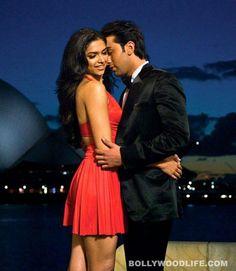 Ranbir Kapoor and Deepika Padukone so cute together!