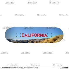 California Skateboard