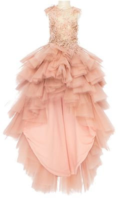 Your gracious queen Fashion Kids, Toddler Fashion, Girl Fashion, Pageant Dresses, Ball Dresses, Cute Dresses, Frock Patterns, Baby Dress Patterns, Gowns For Girls