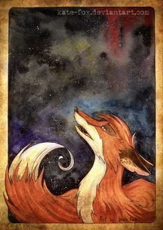Great grief by Kate-FoX on DeviantArt