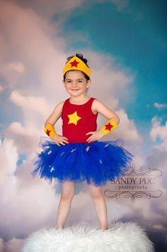 MC - Super Hero costume - Girl I like this idea for superhero day!!  For my girl (:
