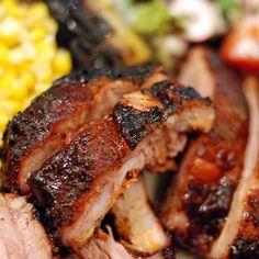 Secret Copycat Restaurant Recipes – Famous Dave's Legendary Pit Barbecue Ribs Recipe