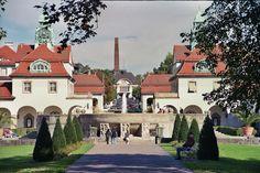 Sprudelhof Bad Nauheim, Hessen, Germany