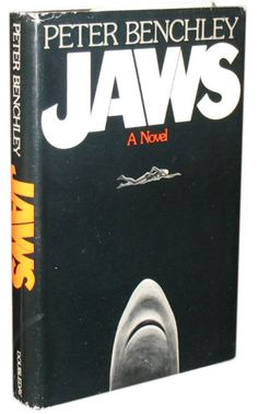 First edition of Peter Benchley's Jaws