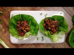 How to Make P.F. Chang's Chicken Lettuce Wraps | Get the Dish (+playlist)