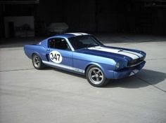 '65 Shelby Mustang