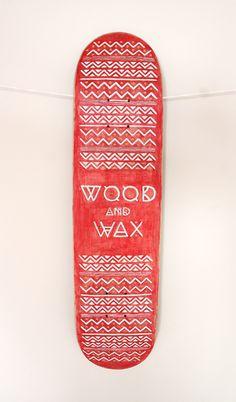 Wood and Wax