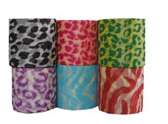 Get these animal print pre-wrap rolls and you ll never confuse your pre-wrap  with another teammates again! d924f0be6