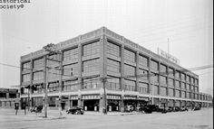 Ford Assembly Plant in Oklahoma City, OK .In 1925 Pa Young and another man took a bus from Roff, OK to this plant and watched while his 1925 Model -T was assembled. They rolled it out and gassed it up then Pa drove his first car back to Roff. At the time Pa and Ma had 5 children from 1 to 15 years old (Dad was 13). Ray