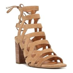 c73dbf894 On SALE at 51% OFF! connie block heel cage sandal by SARTO By Franco
