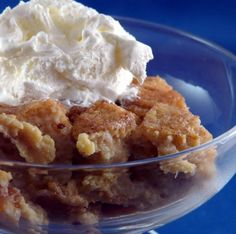 Apricot and Pumpkin Bread Pudding
