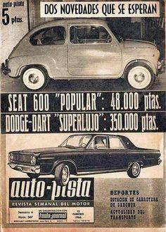 Dodge Dart, Casablanca, Classic Cars, Nostalgia, Van, Retro, Vehicles, Projects, Old Ads