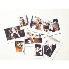 Birthday party Polaroids.  by lizaboone