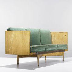 Acero Furniture for Casa Campagnolo, Designed by Ugo Sissa for Olivetti (1942-1943)