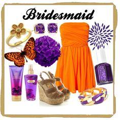 """Bridesmaid idea 1"" by asheebee1 on Polyvore"