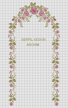 Hand Embroidery Flowers, Beaded Embroidery, Cross Stitch Embroidery, Cross Stitch Patterns, Cross Stitch Boards, Cross Stitch Heart, Cross Stitch Flowers, Seed Bead Flowers, Crafts Beautiful