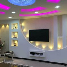 This article is about TV wall units in your bedroom or living room. It's known that in the last twenty-five years TV wall units became very popular.