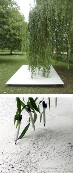Unexpected interaction - Public Art