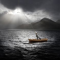 The phrase, 'Every picture tells a story,' sounds like a clich until you see the work of Alastair Magnaldo. His photos are for the ones who see stories all