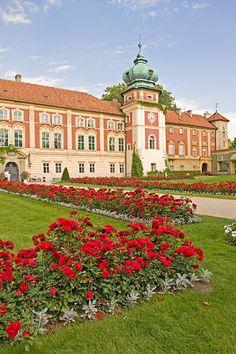 Lancut Castle in Poland...wonderful place!