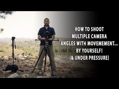 How to Shoot Multiple Camera Angles With Camera Movement by Yourself - mentorless