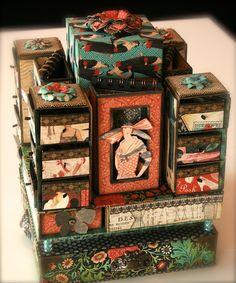 Yumi Muraeda's artwork, astounding.