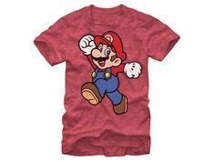 #transformer Nintendo Super Mario Super Pose T-Shirt