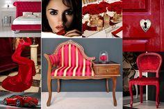 Roșu provocator pentru luna romanticilor Romantic, Blog, Romantic Things, Romance Movies, Romances, Romance