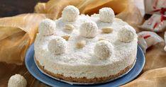 Un dessert golosissimo facile cremoso!! Senza cottura, da preparare in largo anticipo