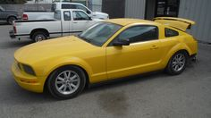 2006 Ford Mustang V6 Standard Coupe 4.0L with 111k Miles