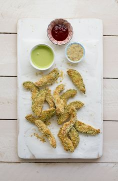How To Make Crispy Baked Avocado Fries  Cooking Lessons from The Kitchn