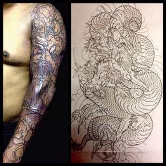 See this Instagram photo by @horitsugutattoo • 178 likes