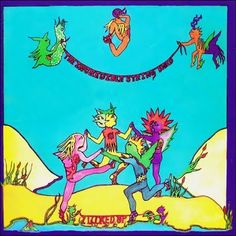 Incredible String Band, I Looked Up LP 1970
