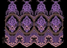 curtain,embroidery,cord